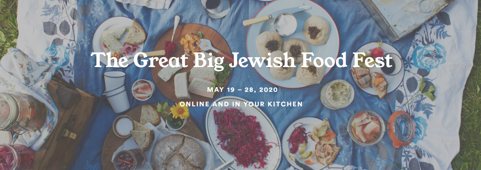 Great Big Jewish Food Fest